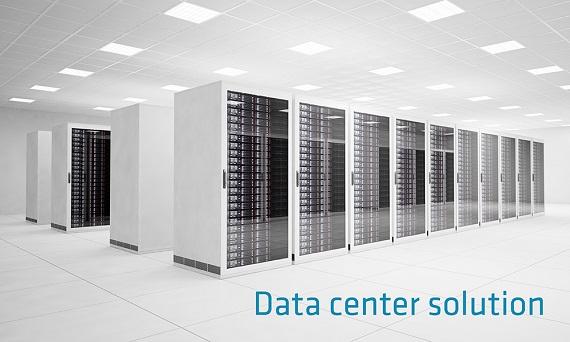 Data Centre Solution Lagos Trampolin Technologies